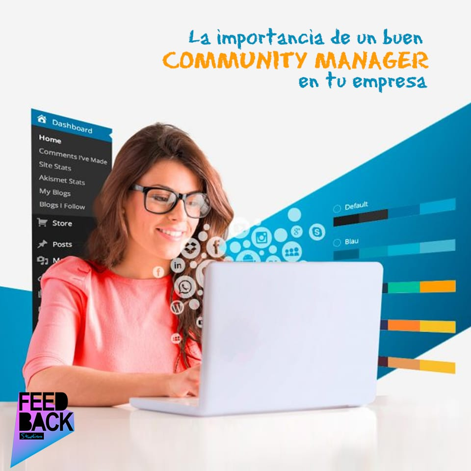 La importancia de un buen Community Manager