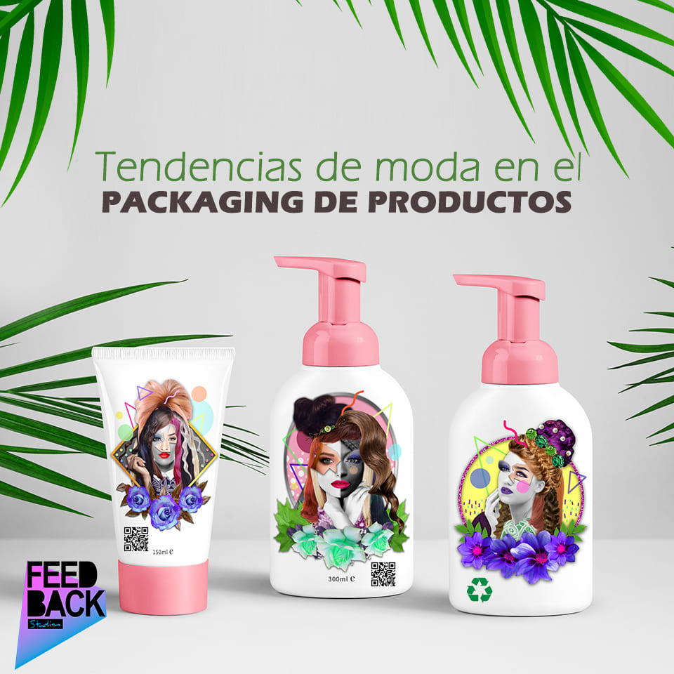 Tendencias de moda en el Packaging de productos