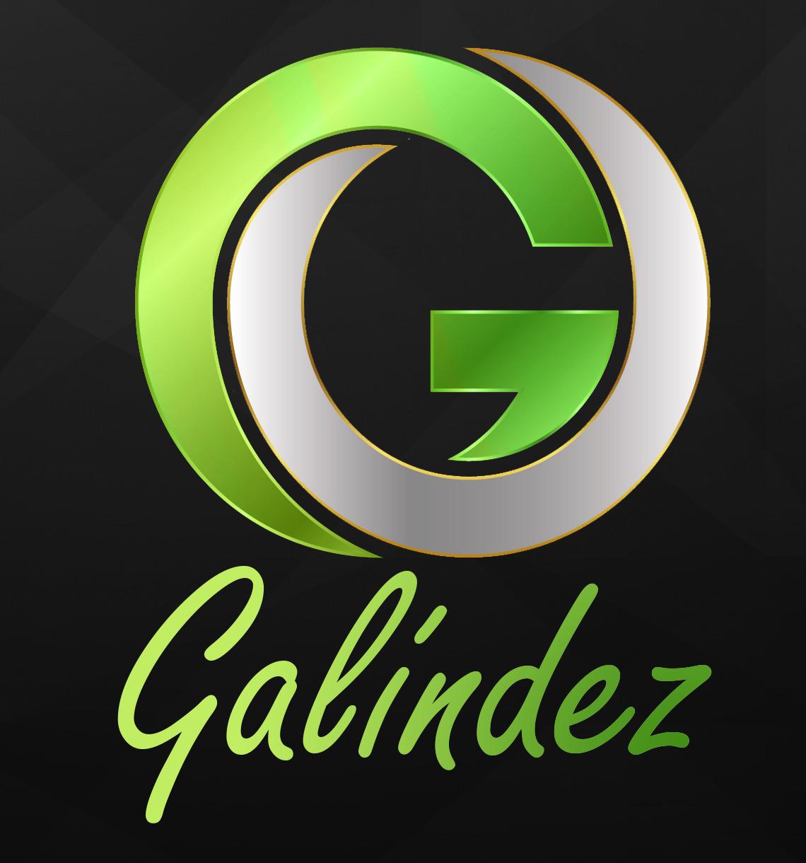 Logotipo sobre fondo oscuro