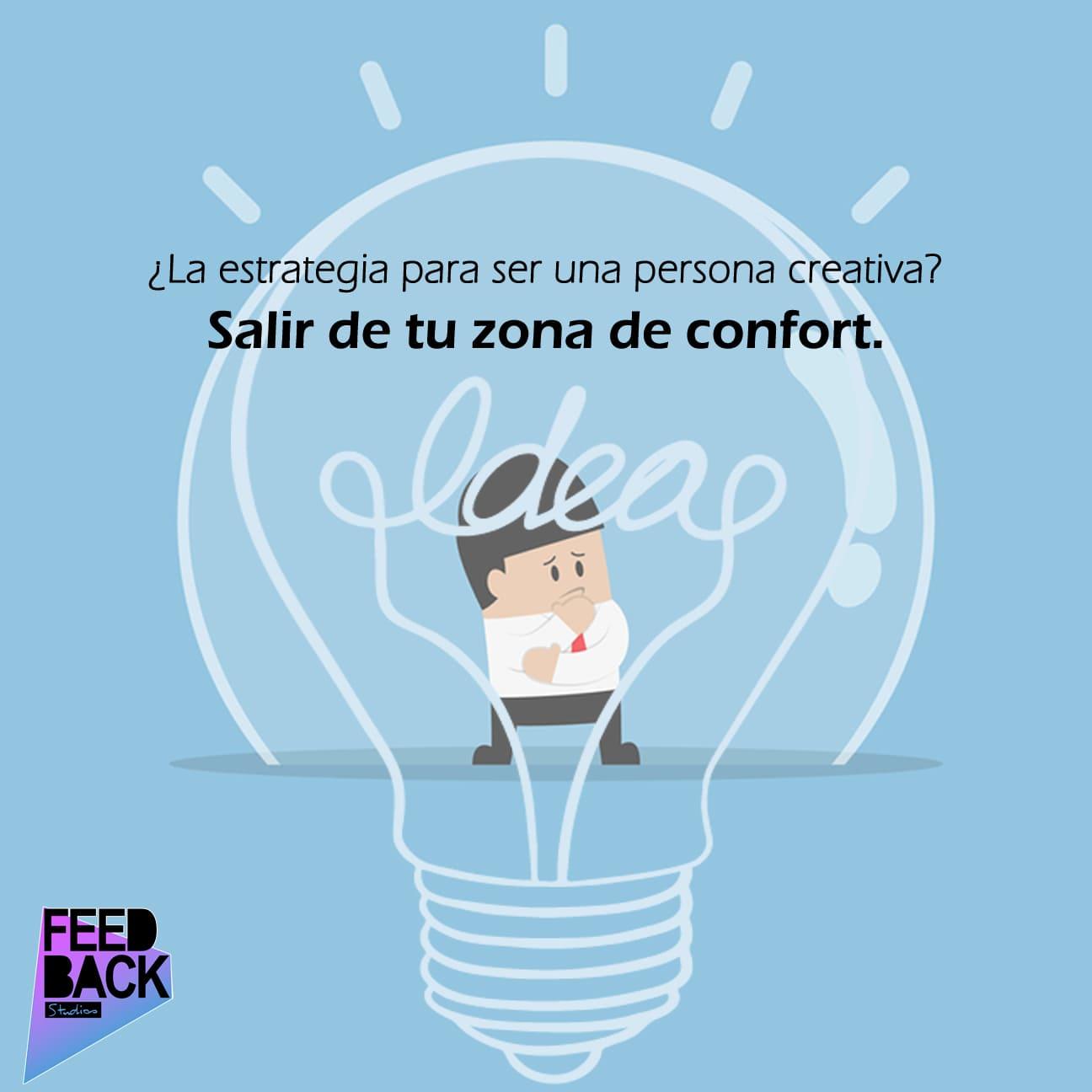 7 ideas para ser una persona creativa