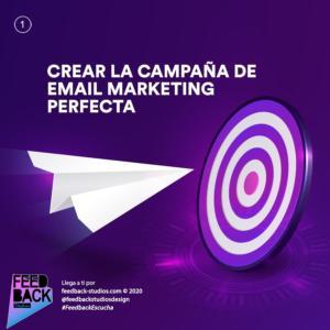 Crear la campaña de email marketing perfecta