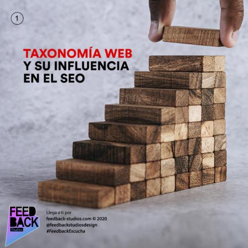 Taxonomía web y su influencia en el SEO